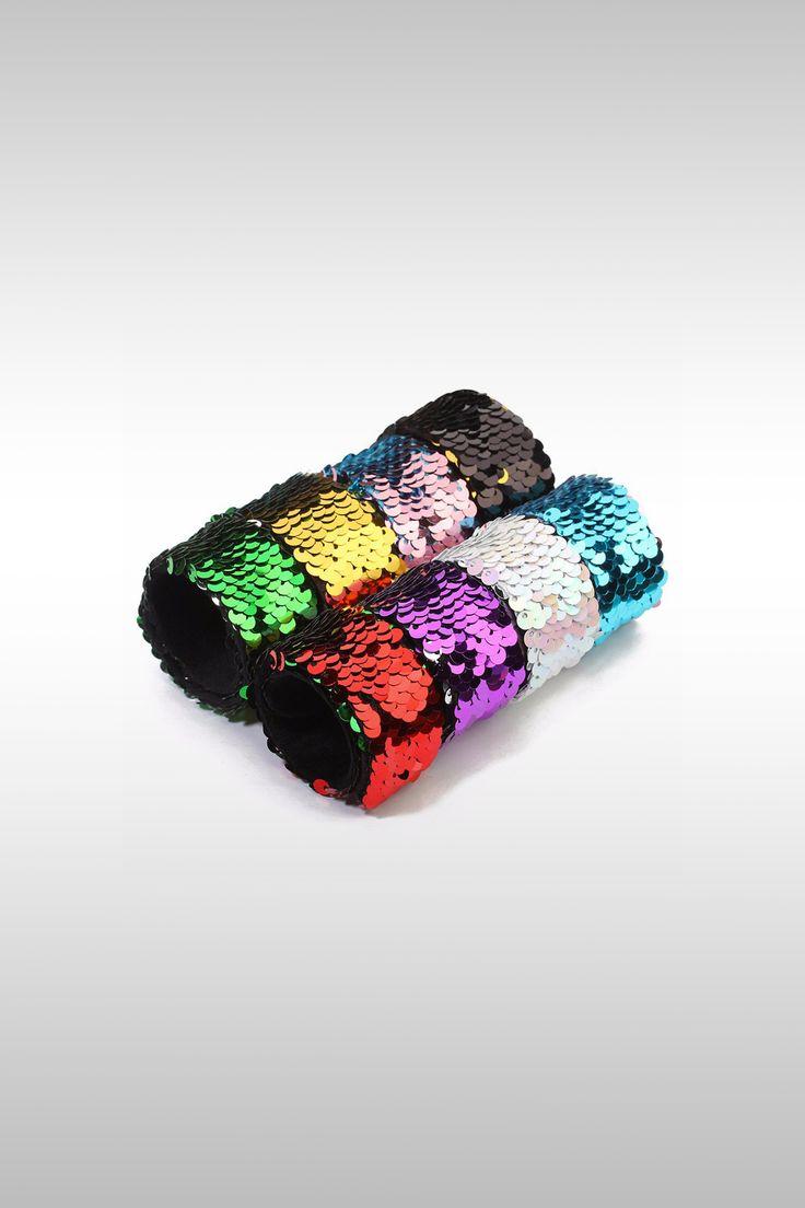 Magic Sequin Mermaid Bracelets - Image Credit: Hehali