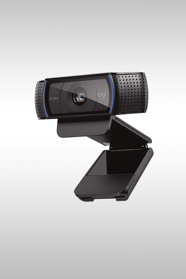 Logi HD Pro C920 Webcam - Image Credit: Logitech