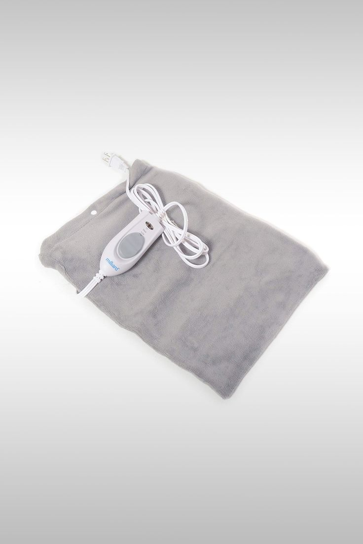 Electric Therapy Heating Pad - Image Credit: Milliard
