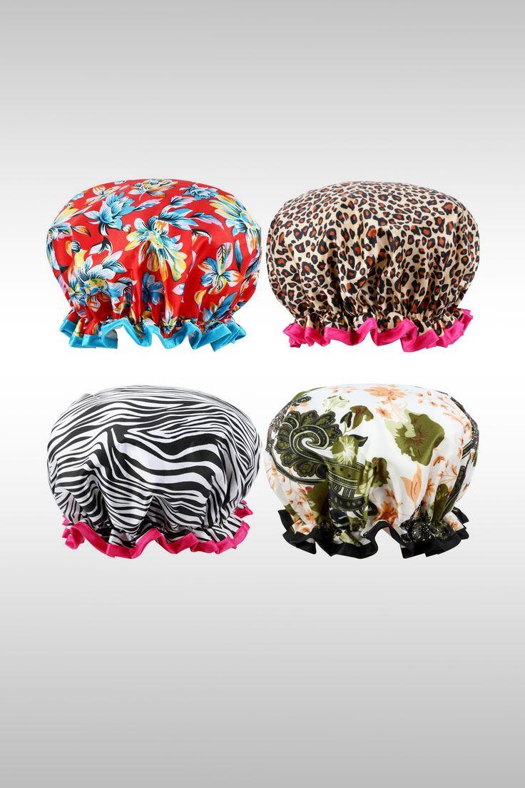 Bath Cap 4-Pack - Image Credit: Esarora