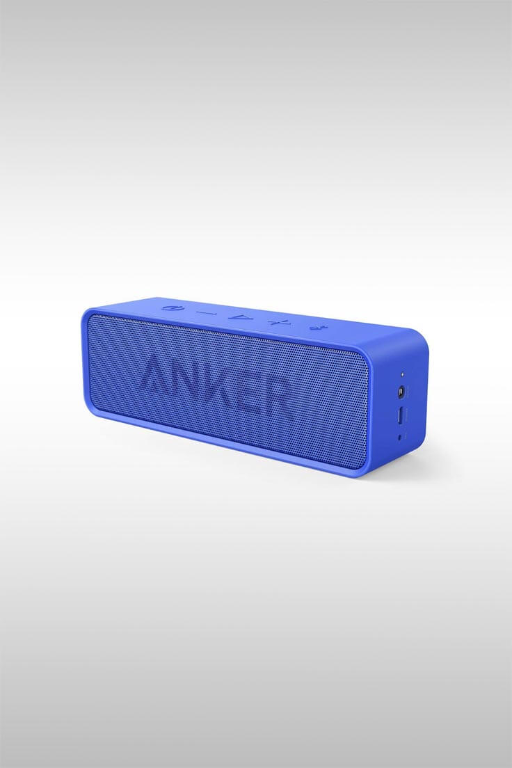 SoundCore Portable Bluetooth Speaker - Image Credit: Anker