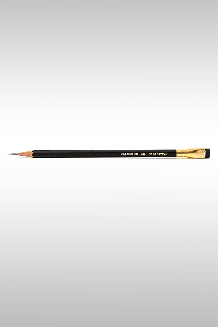 Blackwing Pencil - Image Credit: Palomino