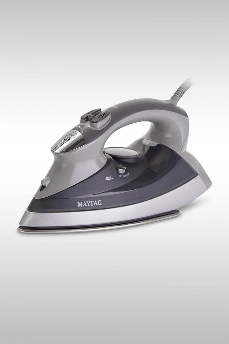 M400 Quick-Heating Steam Iron - Image Credit: Maytag