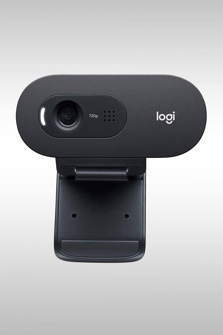C270 Widescreen Webcam (720p) - Image Credit: Logitech