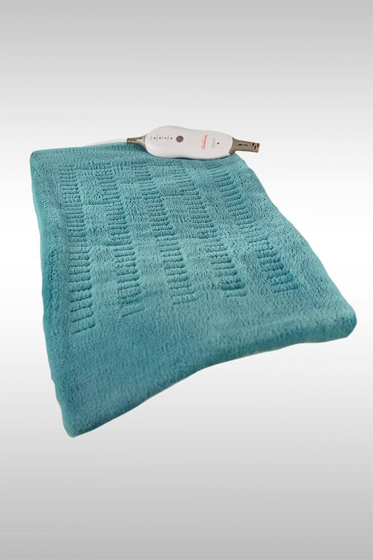 4-Setting Heating Pad for Pain Relief - Image Credit: Sunbeam