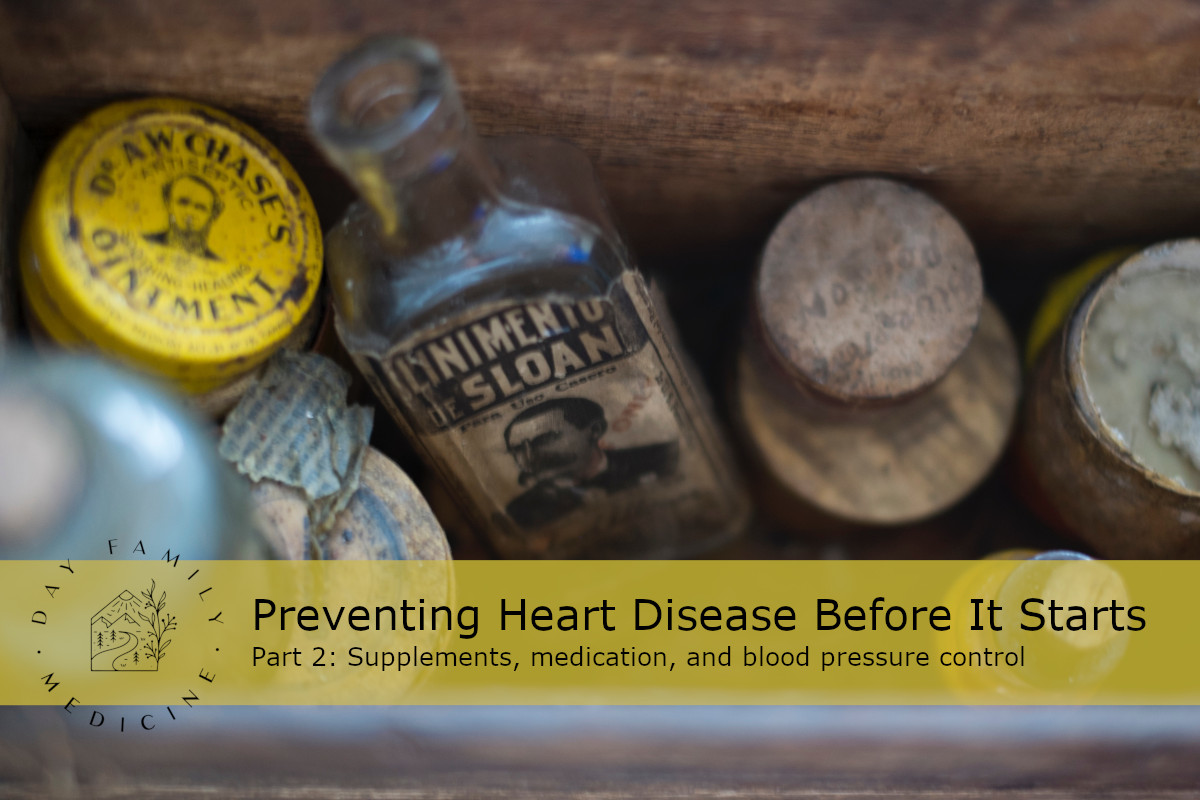 Critical Concepts for Preventing Cardiovascular Disease