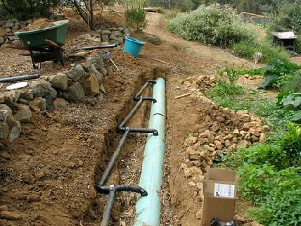 Grey Water System design LA