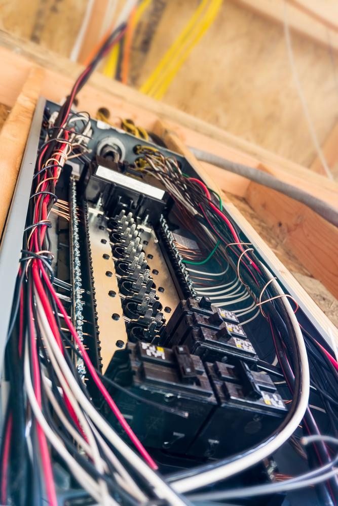 Rewiring Electrical Panel Box