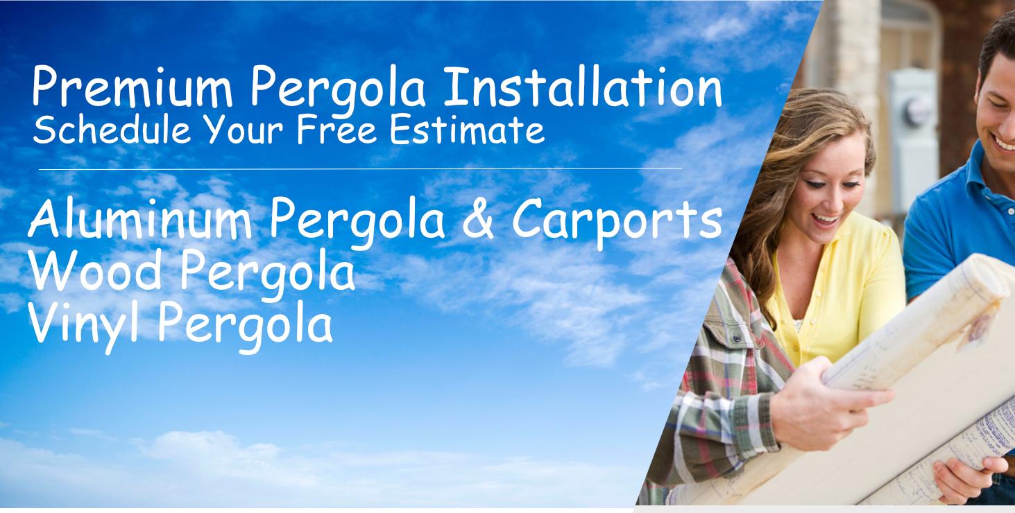 Pergola Design and Installation Los Angeles 2019