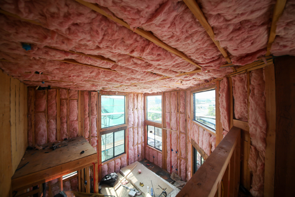 wall insulation Los angeles
