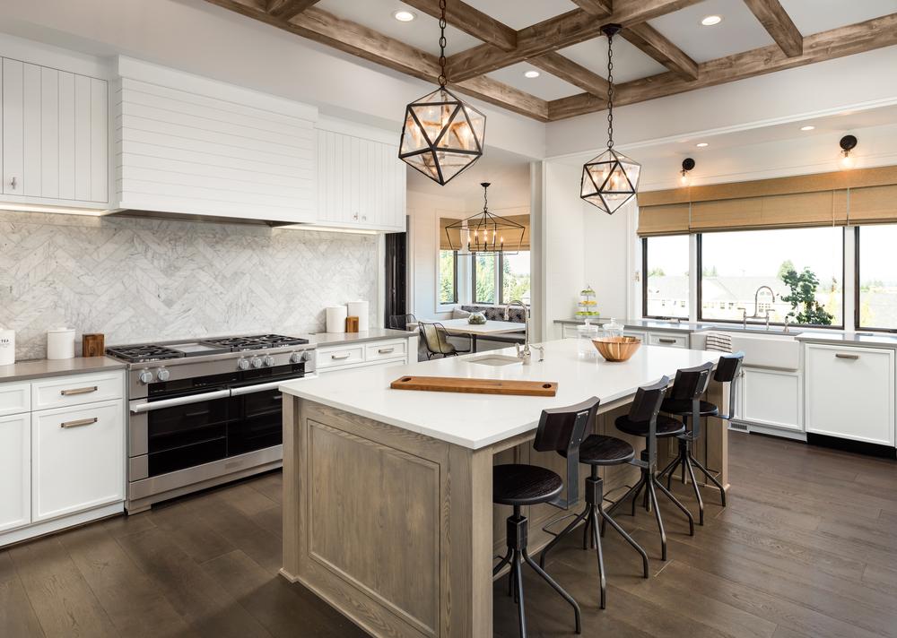 Kitchen Island White Oak