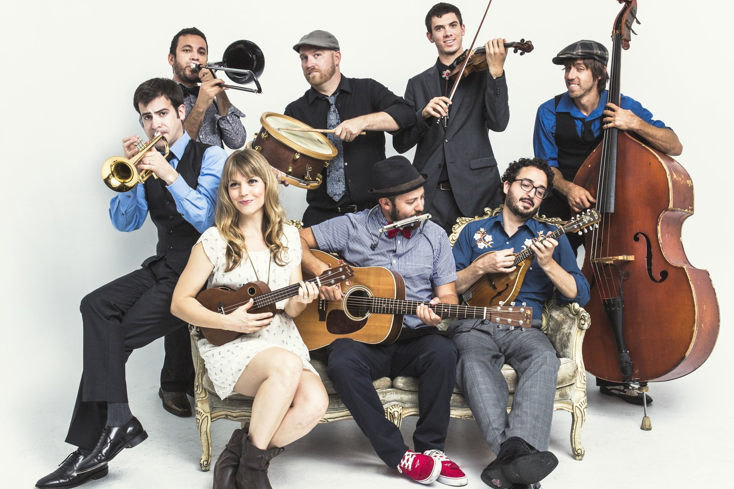 Dustbowl Revival: 2016