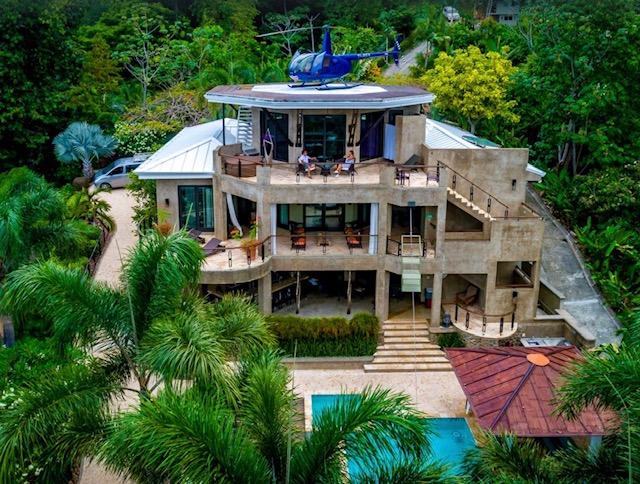 Punta Gabriella luxury resort