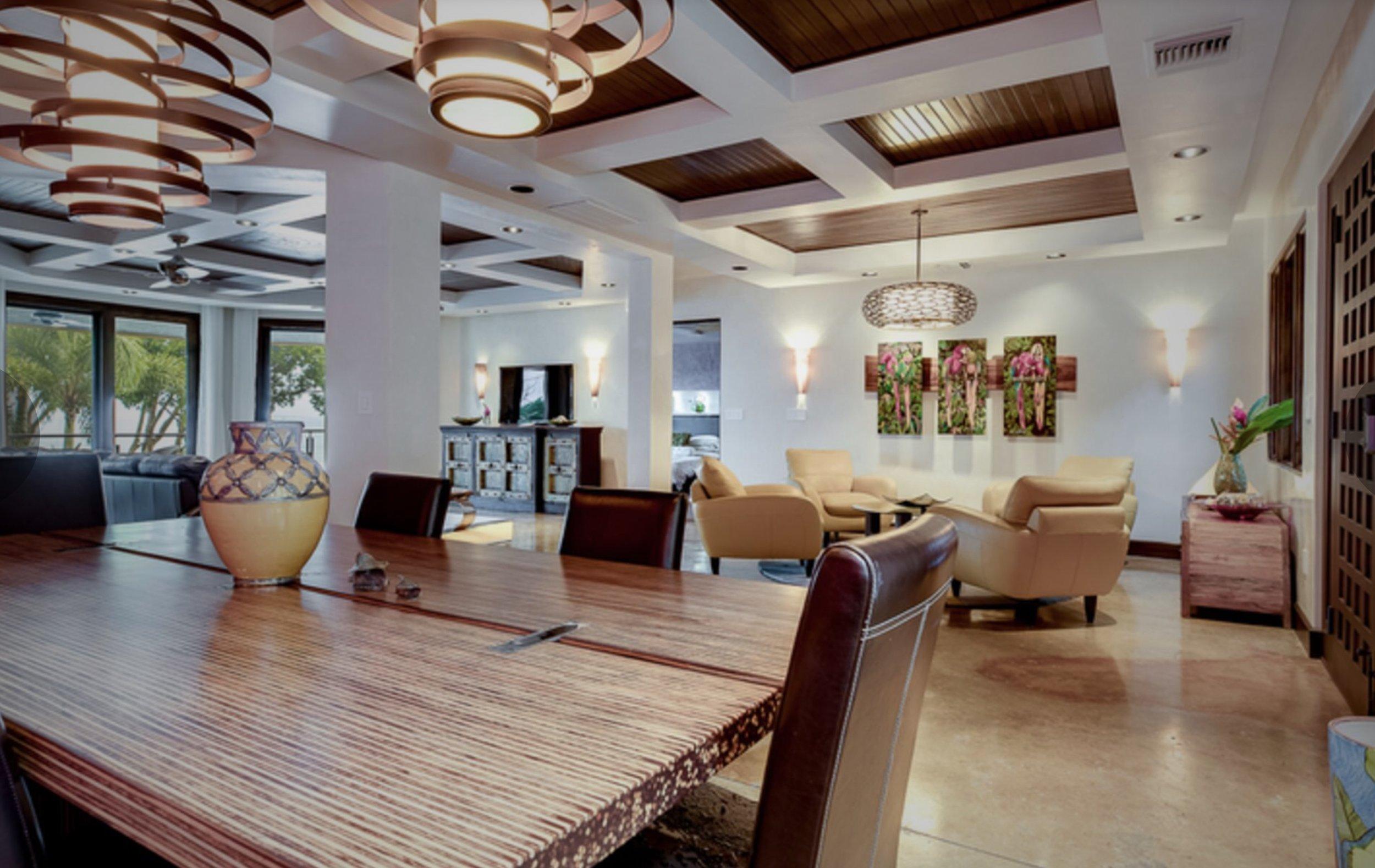 Punta Gabriella - Main House