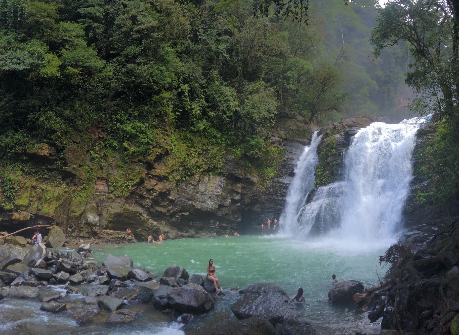 Nauyaca Falls, Costa Rica