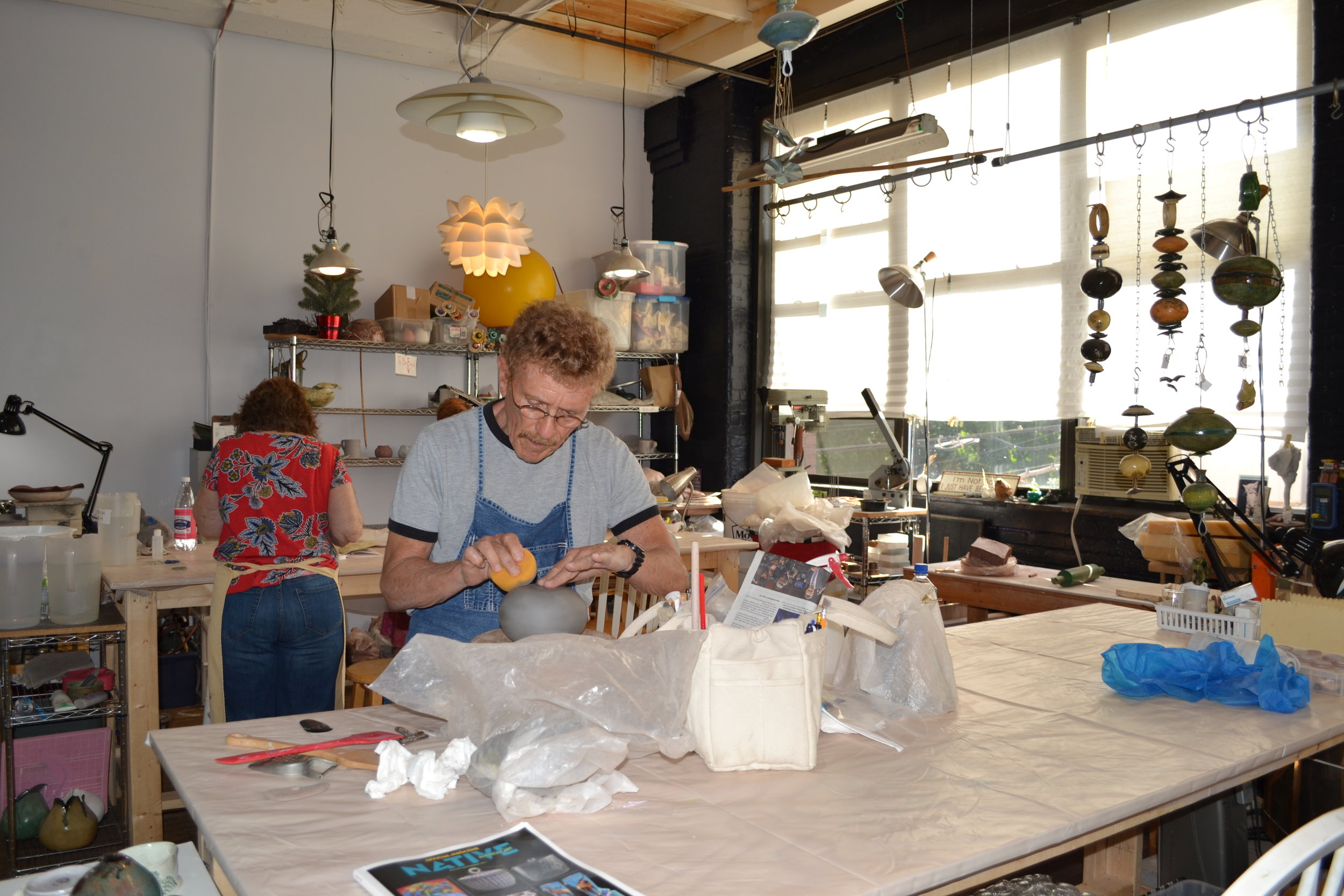 SATURDAY OPEN STUDIO AND PROJECT CLASSES