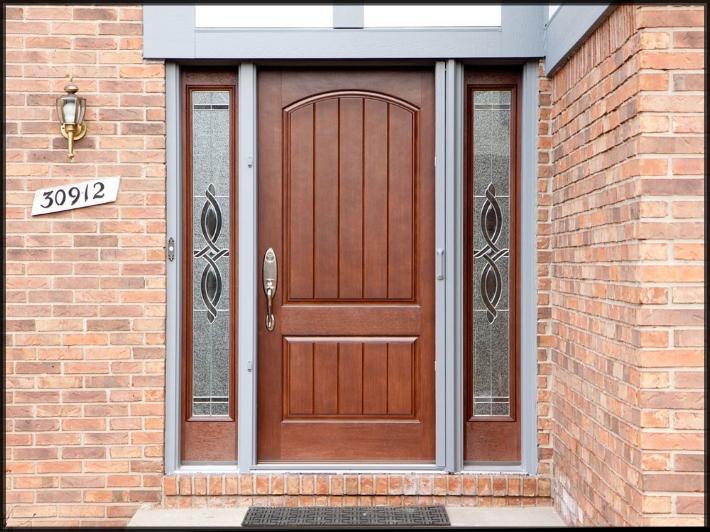 DOOR INSTALLATION -