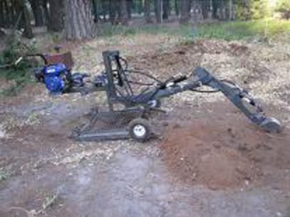 Successful digging!