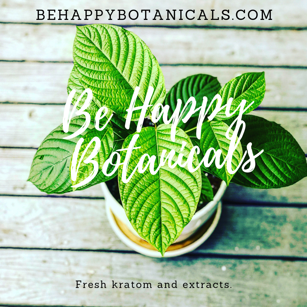 Please visit our sponsor - Be Happy Botanicals