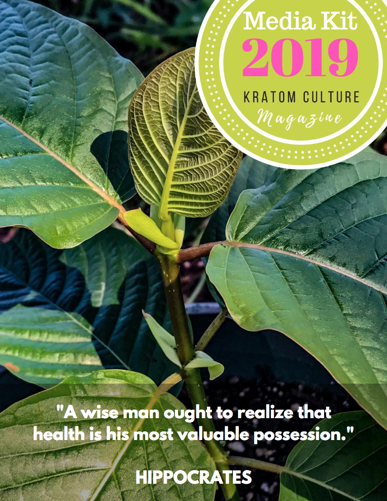 Kratom Culture Magazine Media Kit