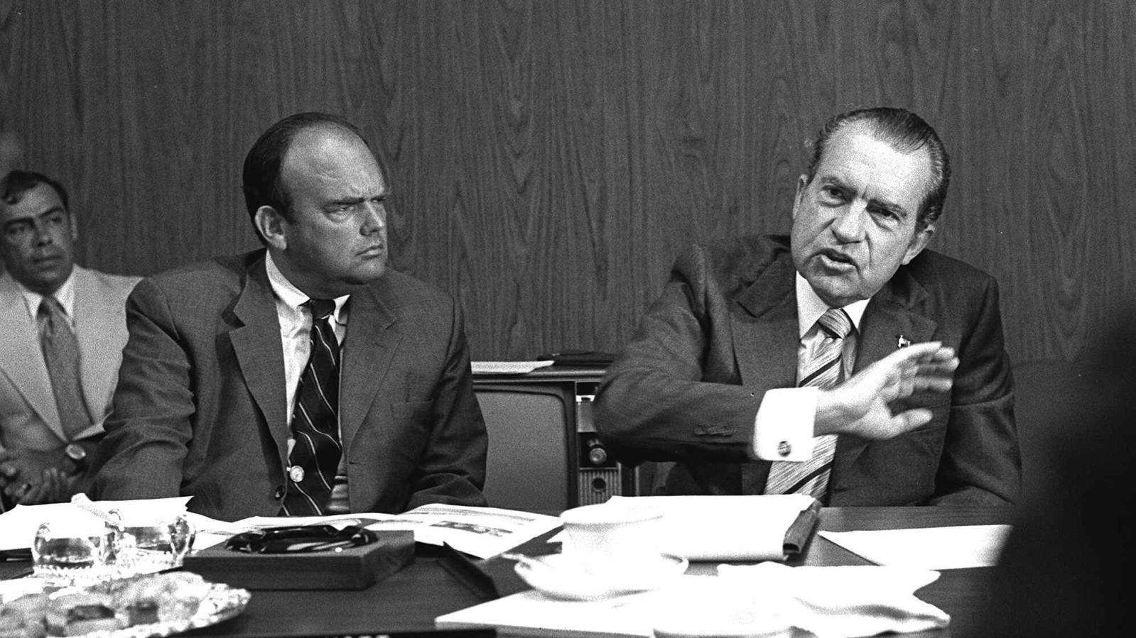"""Nixon advisor: We created the    war on drugs to """"criminalize"""" black people and the anti-war left"""