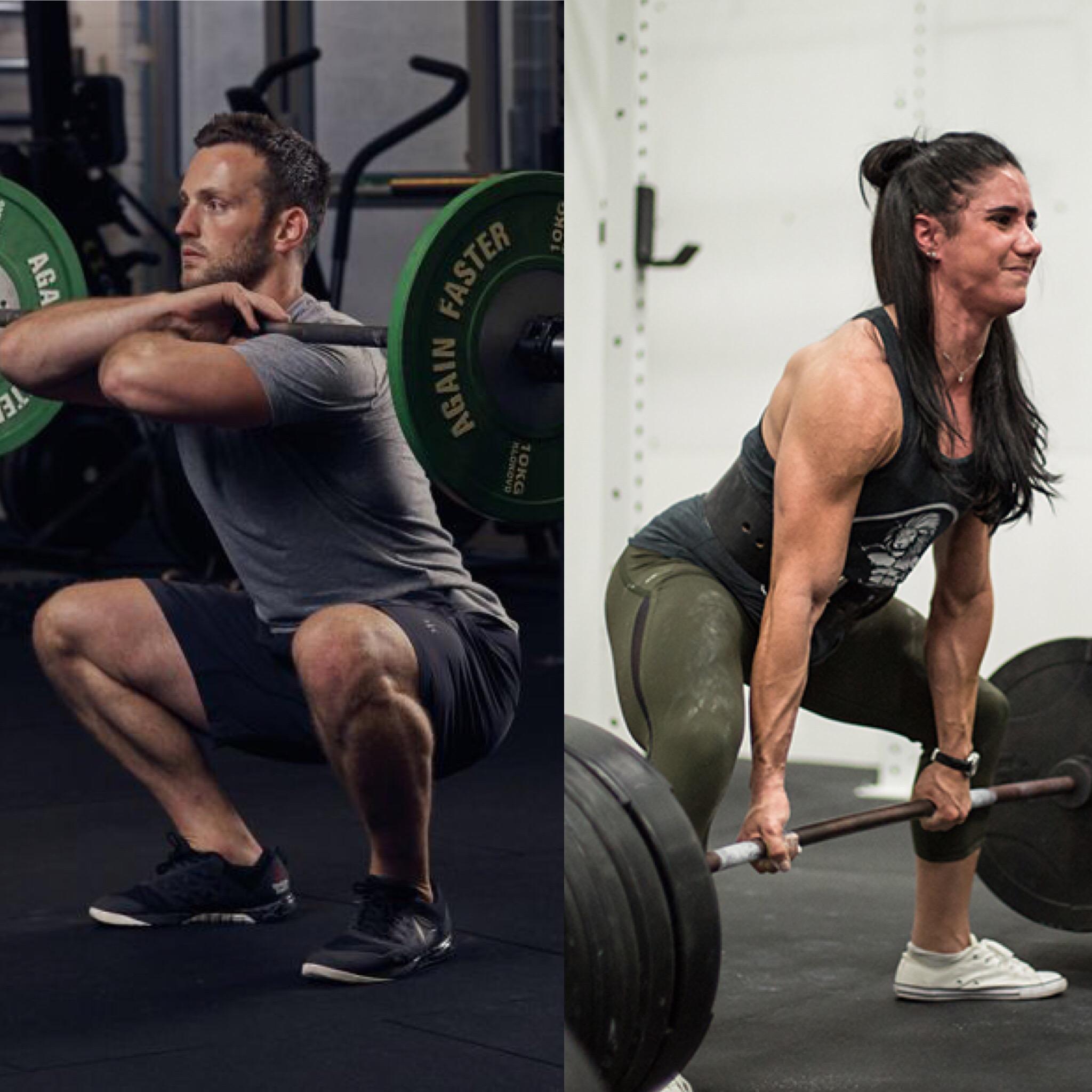 Squats Vs Deadlifts Fortitude Training