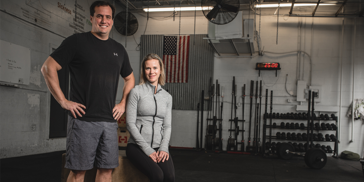 2015 Success Story: Vickie and Adam