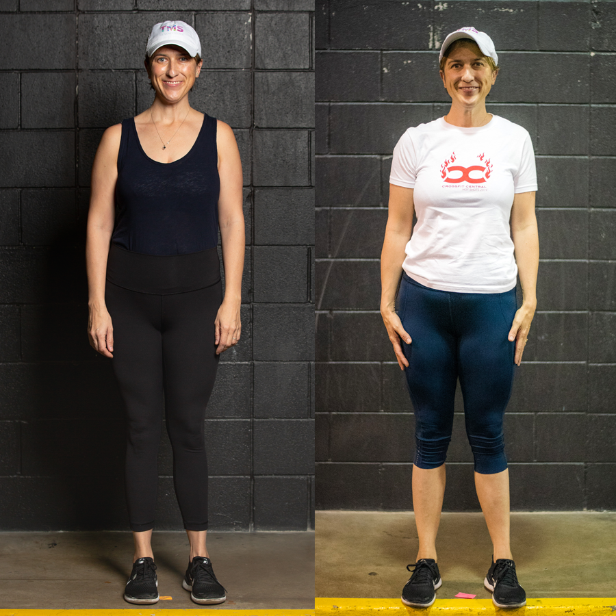 Maria W - Lost 3.7 lbs Lost 2% Body Fat