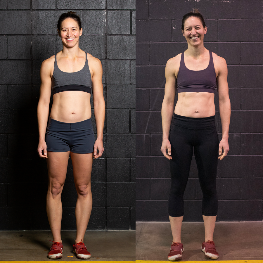 Megan N - Lost 1.8 lbs8 InchesLost 3.4% Body Fat