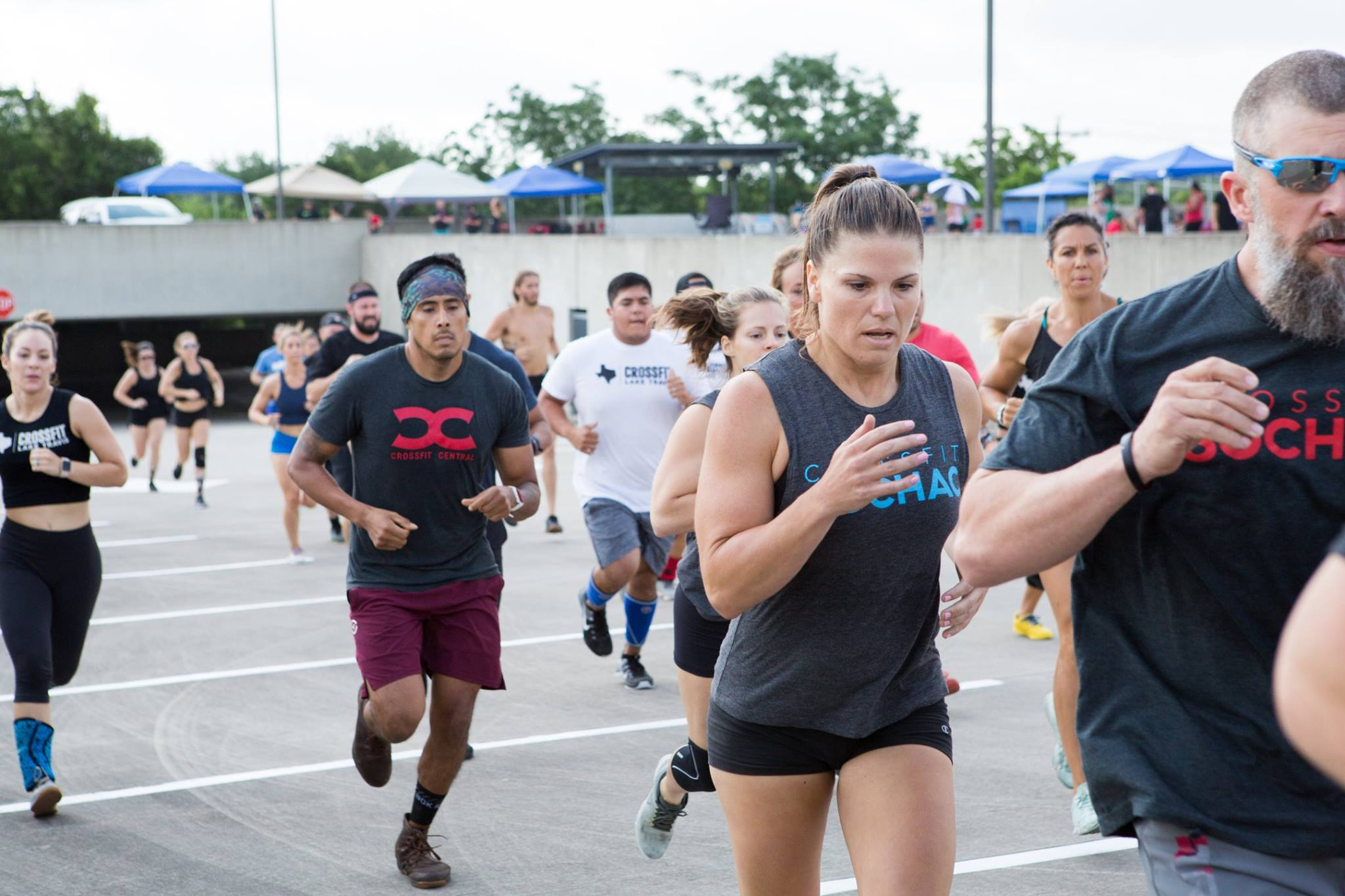 2019 garage gym throwdown workouts u2014 crossfit central