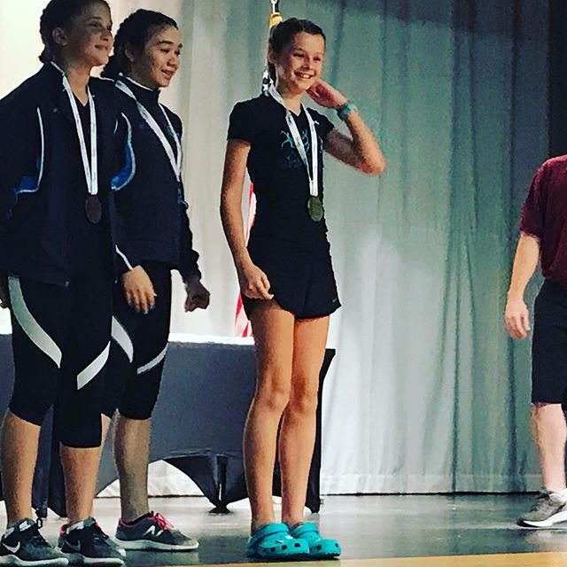 Oops...Meant to say: *award winning* competition day! Great job to all the SkipSations jumpers! #amjrnc2019 #skipsations #havefun #jumprope