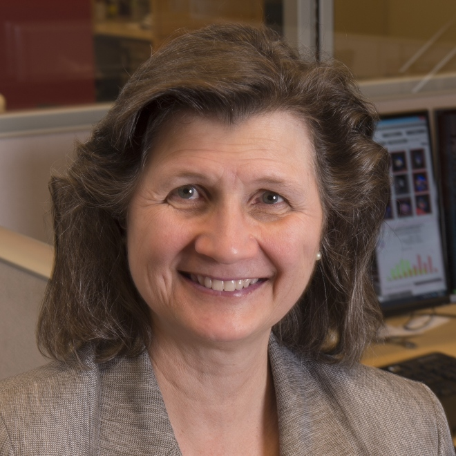 Maryellen Giger, Ph.D.    Co-founder, Inventor