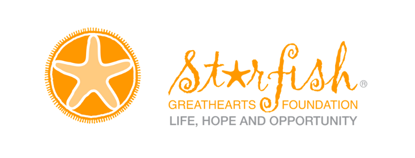 Starfish Greathearts Foundation USA Client Logo
