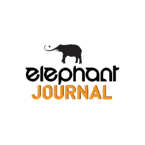Elephant Journal Logo - Danielle Radulski Feature