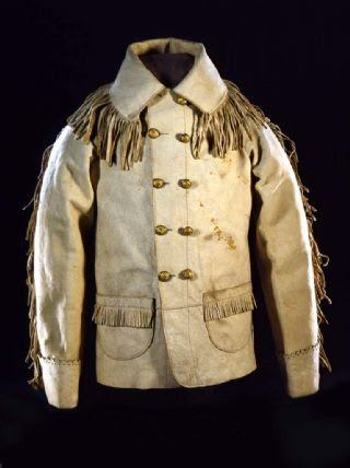 George A. Custer Buckskin Coat