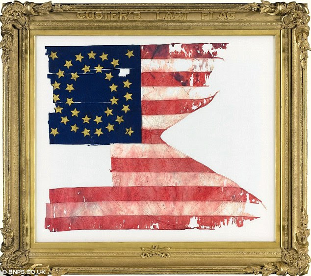 Custer's Last Flag
