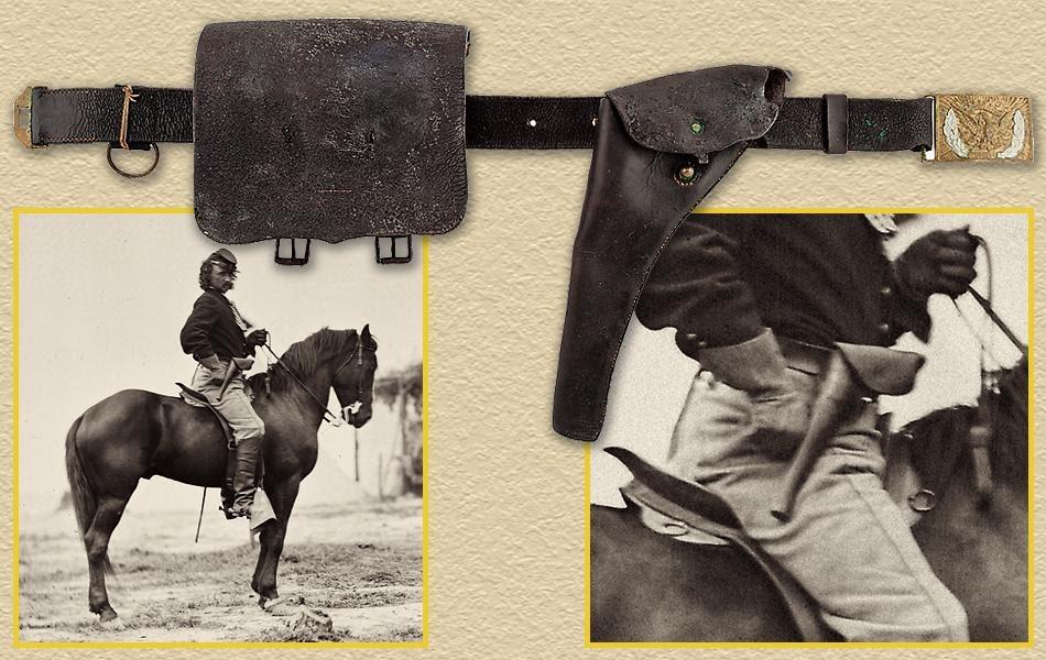 George A. Custer Personal Gunbelt