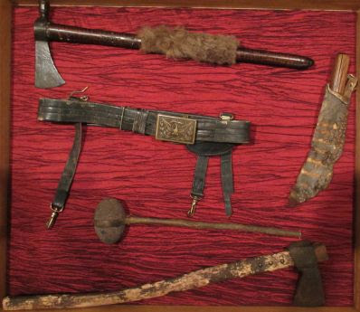 Weapons used at The Battle of the Little Bighorn