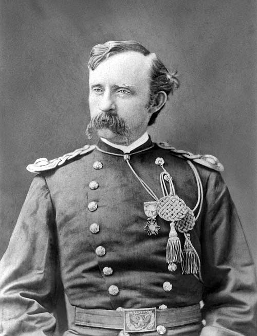 Lieutenant Colonel George A. Custer
