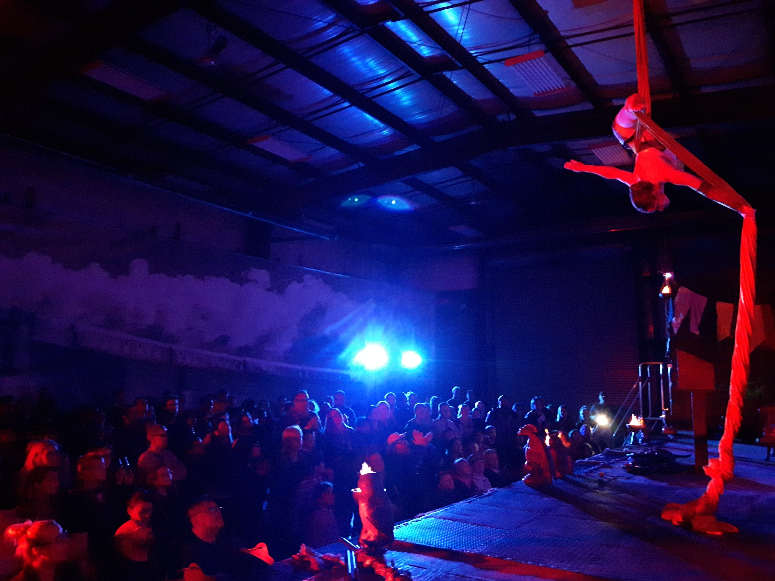 Aerial Acts -