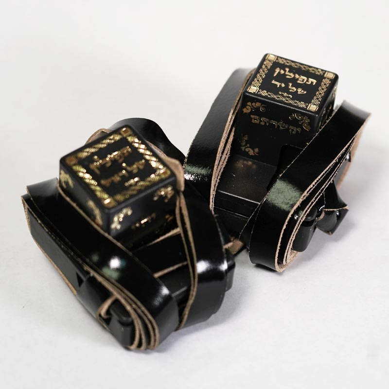 "Need your tefillin or mezuzahs checked? Bring them in to the Judaica House! - Mezuzah Checking: $10.00 each ""klaf"". No charge if ""klaf"" is ""pasul""Teflillin Checking: $85.00Special Resealing (Gasoth Only): $35.00Straps Replacement (Set): $50.00 - $80.00Note: If additional repairs are necessary, you will be advised before work is done."