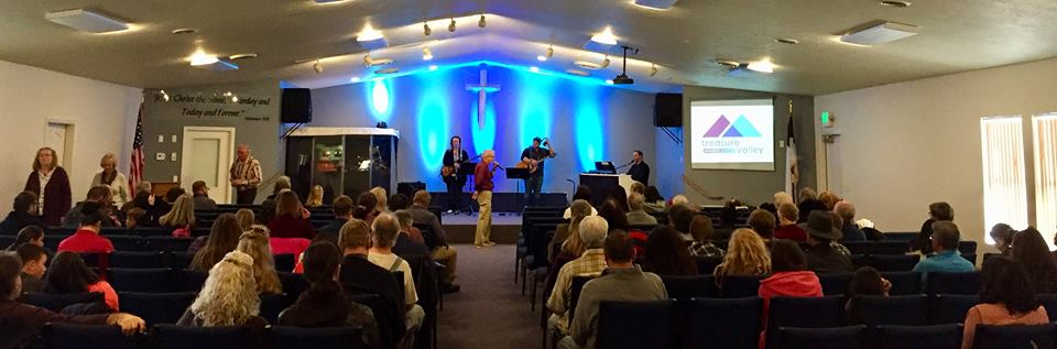 Sermons - All services are recorded LIVE and uploaded via Facebook on our church page.