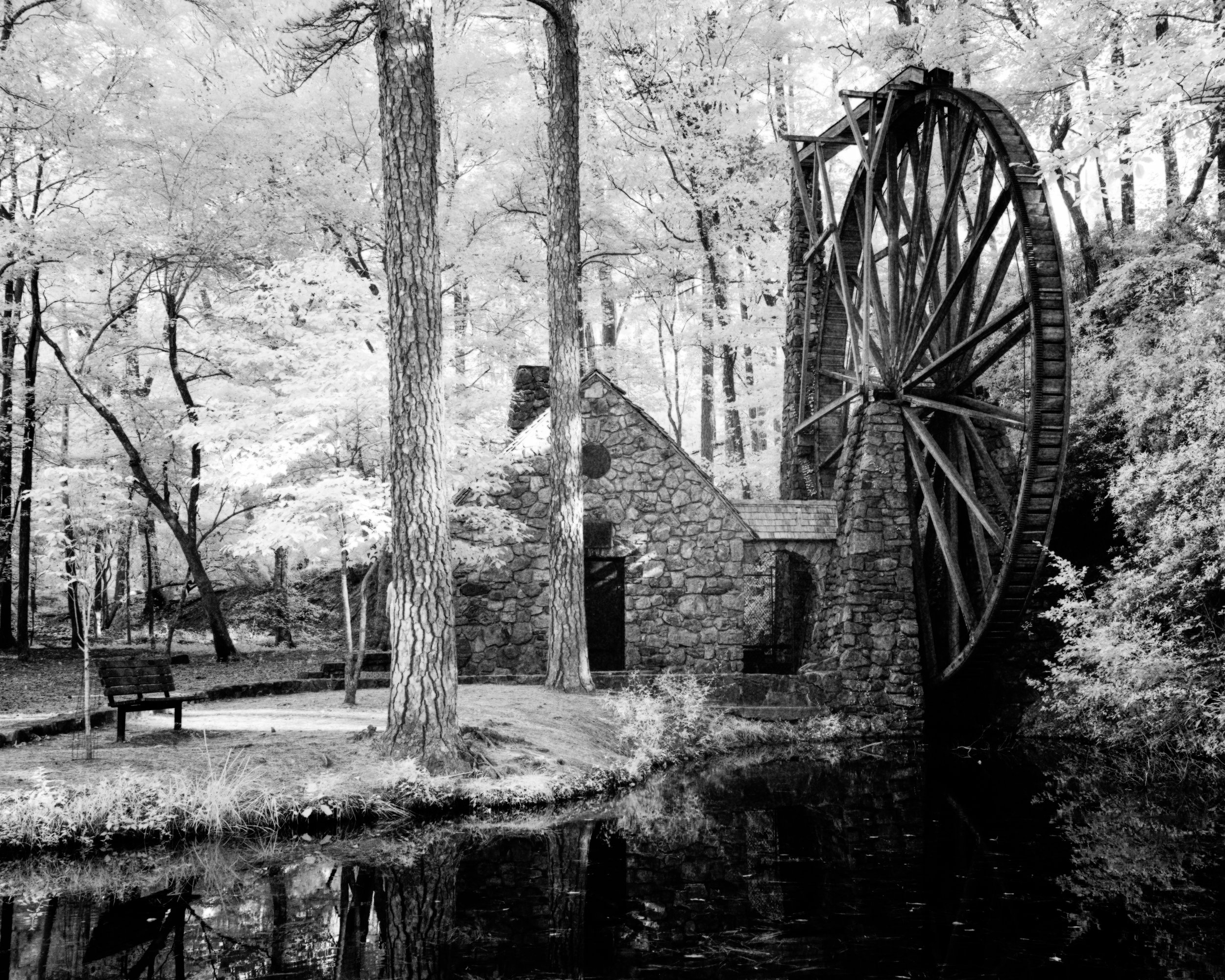 The  Grist Mill  at Berry College.