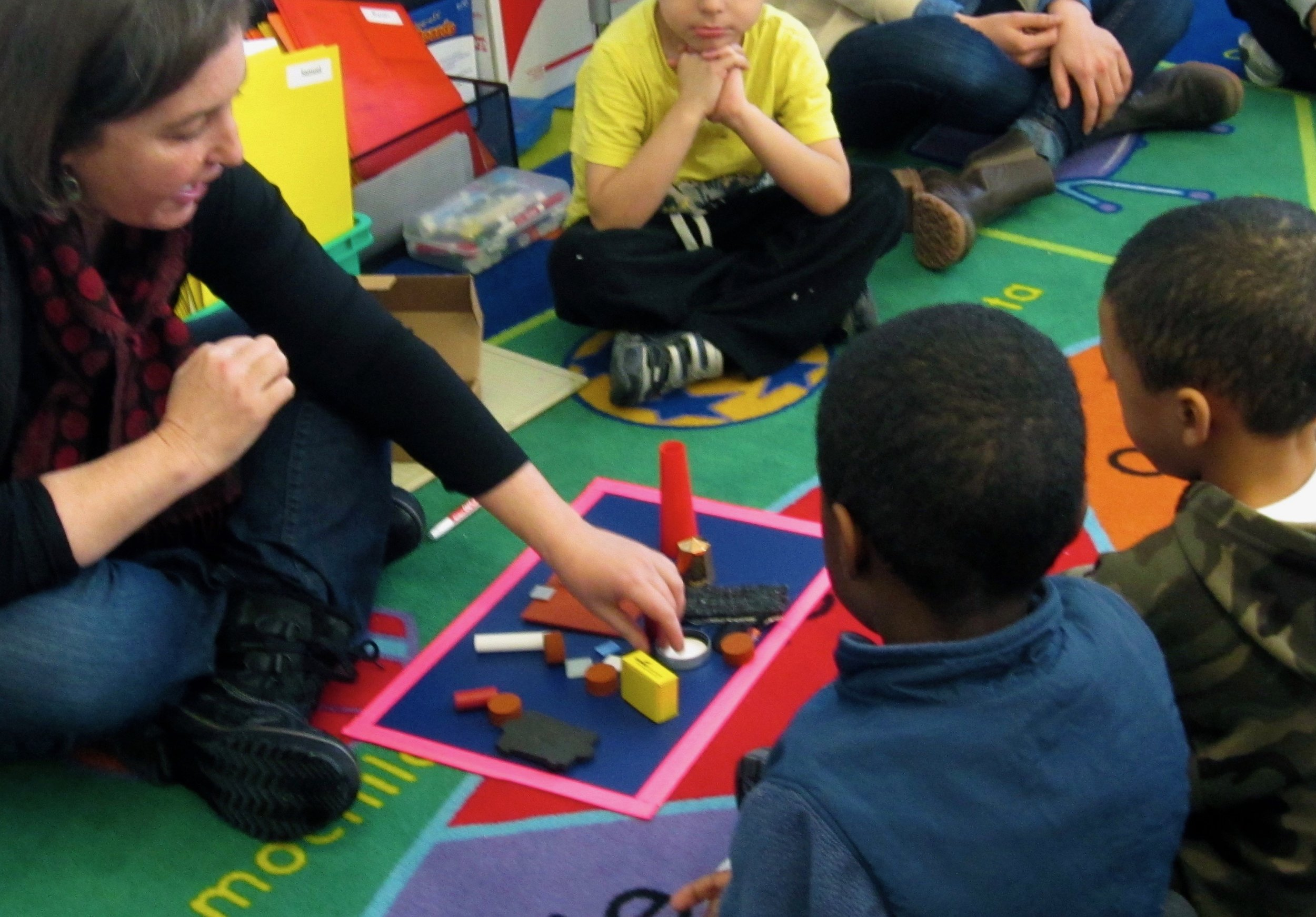 Modeling play & exploration for teachers & students sets all up for success