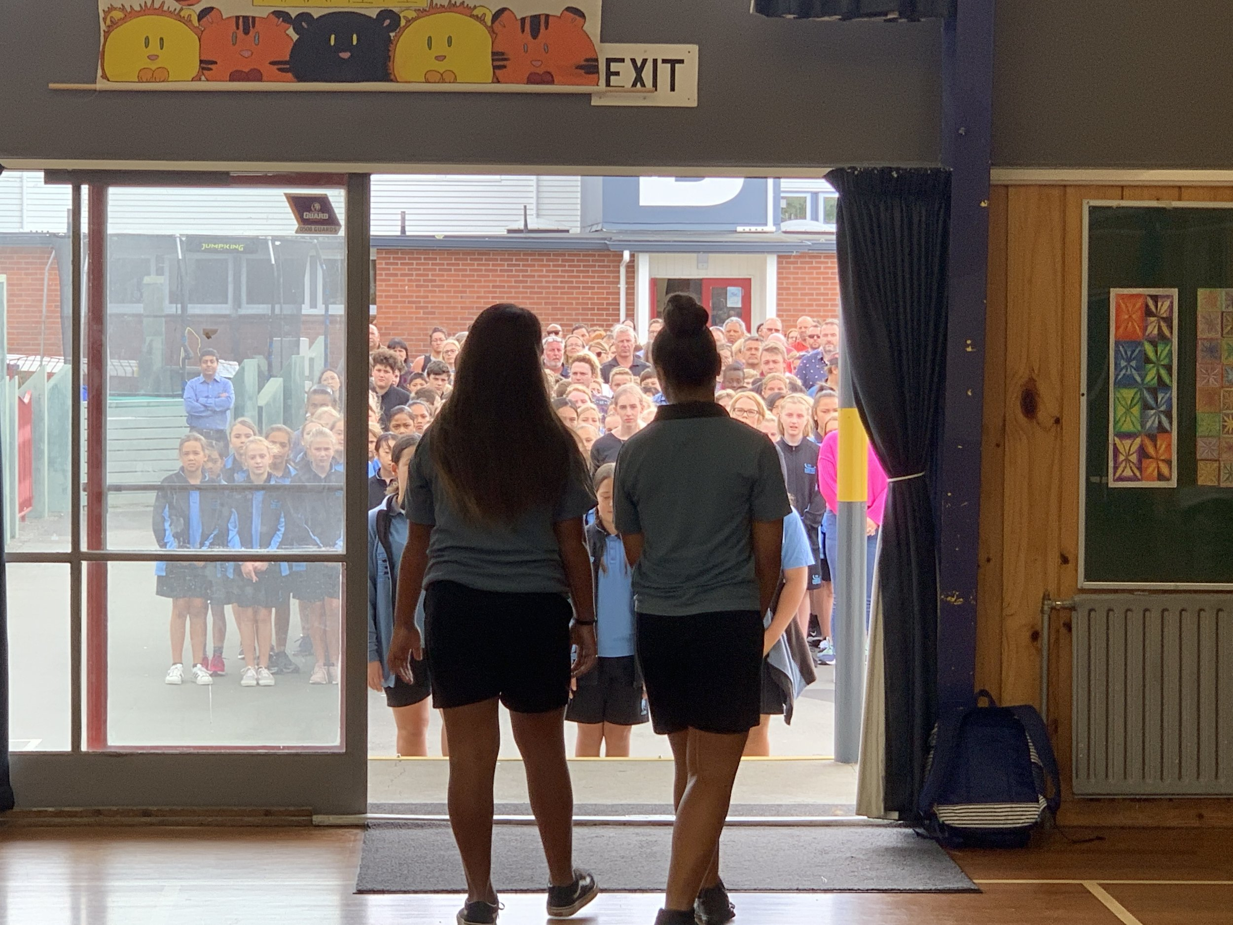 Our School - Evans Bay Intermediate School (EBIS) is a multicultural school specialising in the learning needs of Year 7 and 8 students.We opened in 1964 in a picturesque location overlooking Evans Bay and continue to cater for students in the Southern and Eastern suburbs of Wellington.