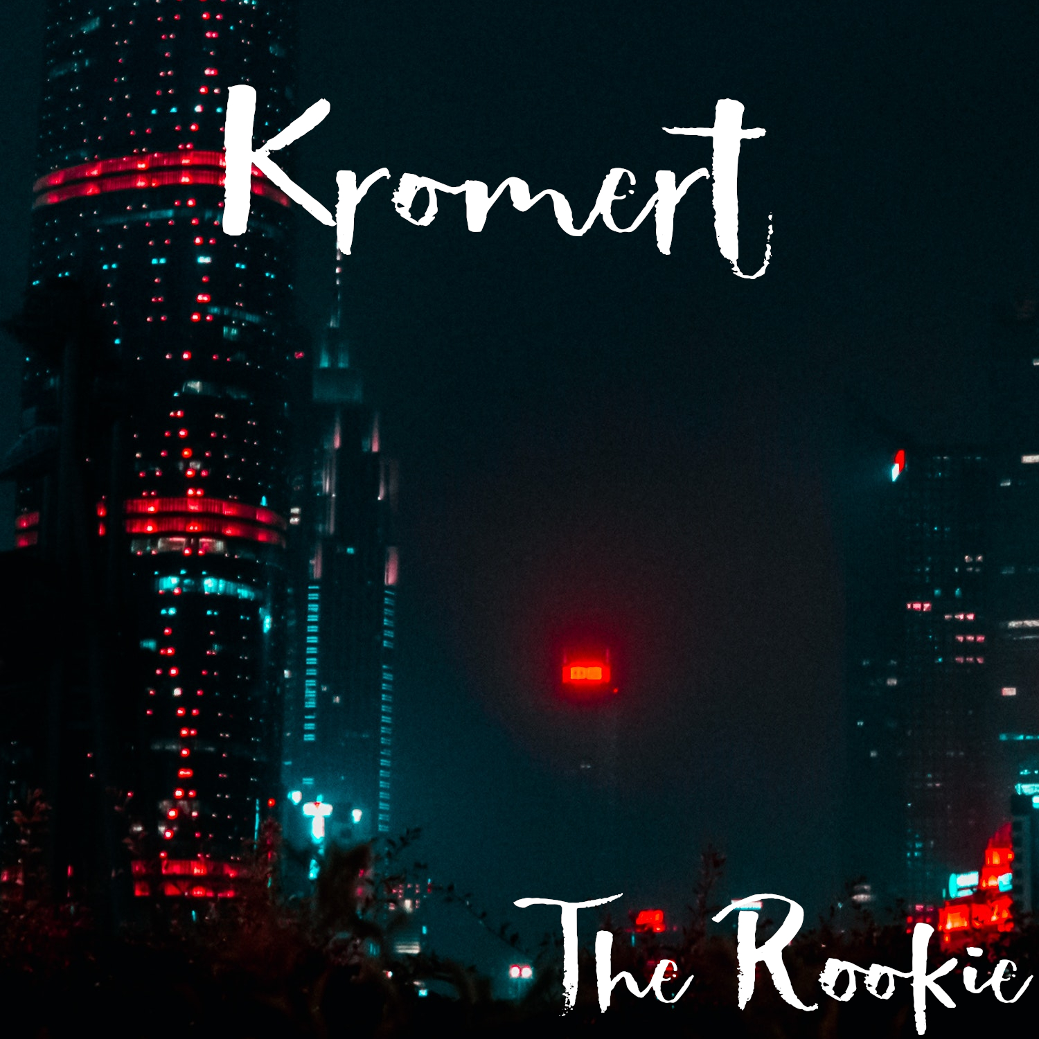 "New single ""The Rookie"" available now on Spotify, iTunes, Amazon, plus many more!"