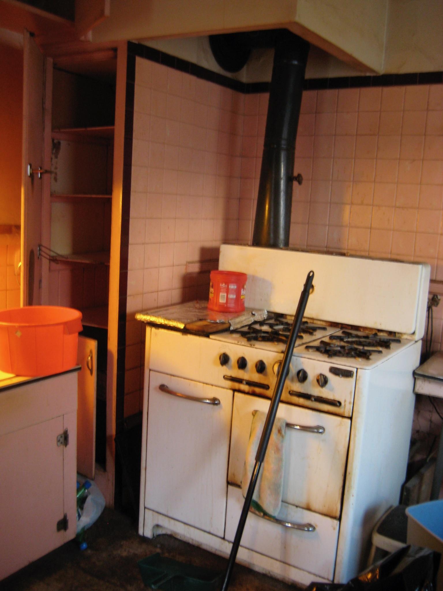 Woodburning stove