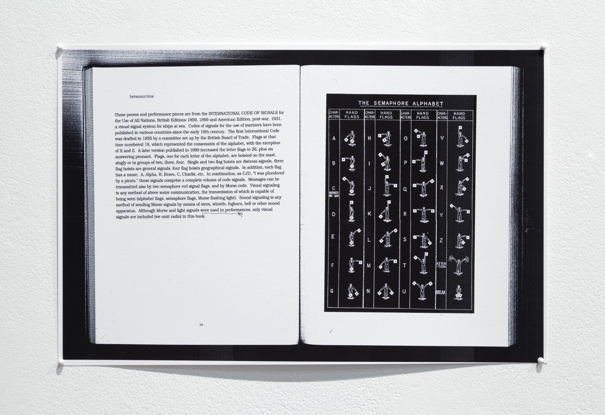 Hannah Weiner   Code Poems, excerpts from the book Open House  1966- 1975