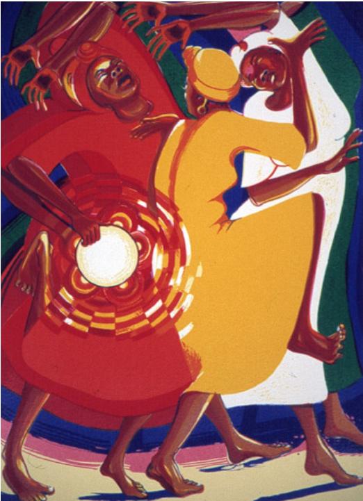 bernard stanley hoyes sanctified dance serigraph.jpg