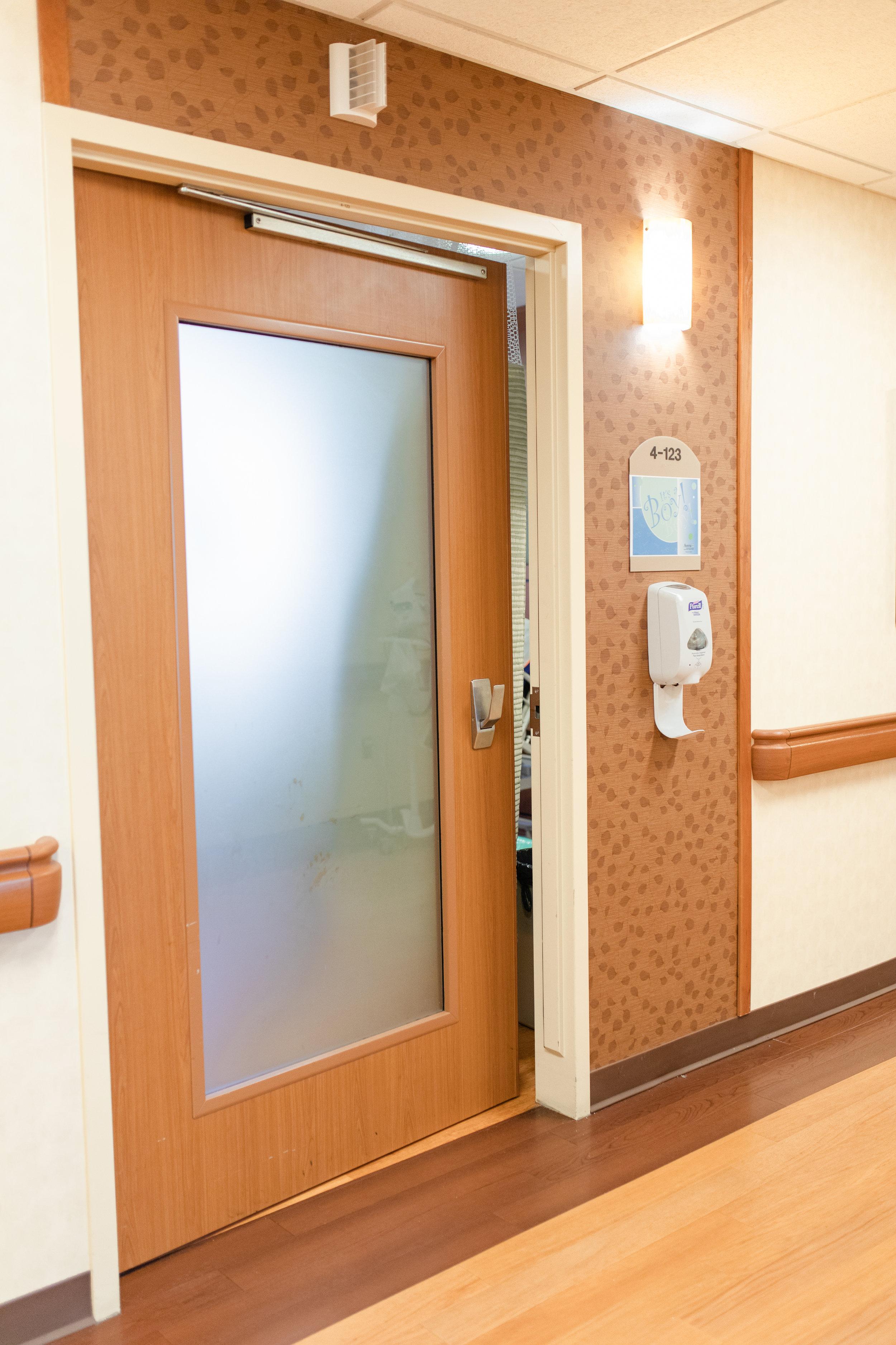 Patients Room